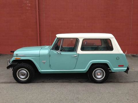 1971 Jeepster Commando for sale at ELIZABETH AUTO SALES in Elizabeth PA