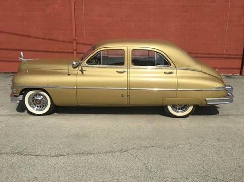 1949 Packard Sedan for sale at ELIZABETH AUTO SALES in Elizabeth PA