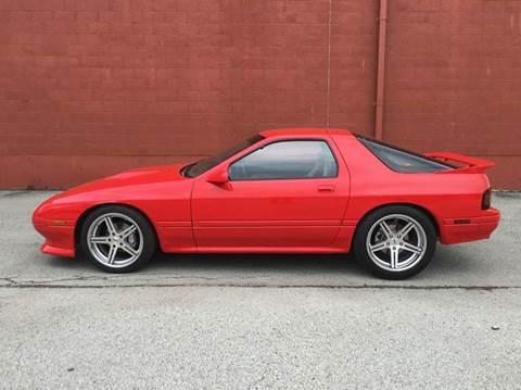 1987 Mazda RX-7 for sale at ELIZABETH AUTO SALES in Elizabeth PA