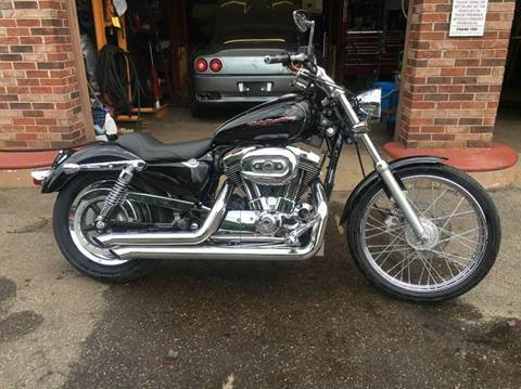2006 Harley-Davidson Sportster for sale at ELIZABETH AUTO SALES in Elizabeth PA