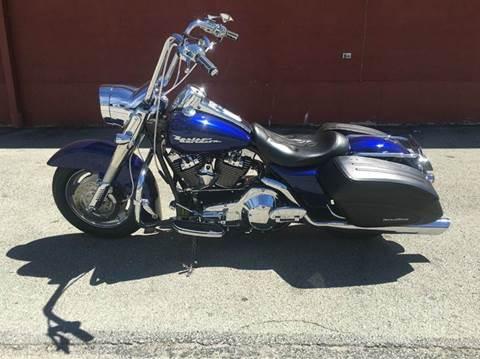 2006 Harley-Davidson Road King for sale at ELIZABETH AUTO SALES in Elizabeth PA