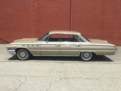 1962 Buick Electra for sale at ELIZABETH AUTO SALES in Elizabeth PA