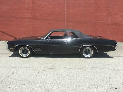 1970 Buick Wildcat for sale at ELIZABETH AUTO SALES in Elizabeth PA