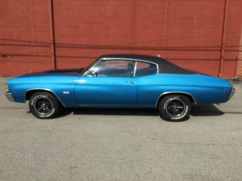 1971 Chevrolet Chevelle for sale at ELIZABETH AUTO SALES in Elizabeth PA