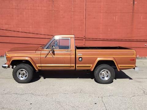 1984 Jeep J-10 Pickup for sale in Elizabeth, PA