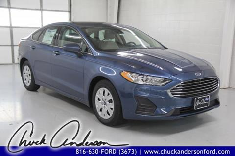 2019 Ford Fusion for sale in Excelsior Springs, MO