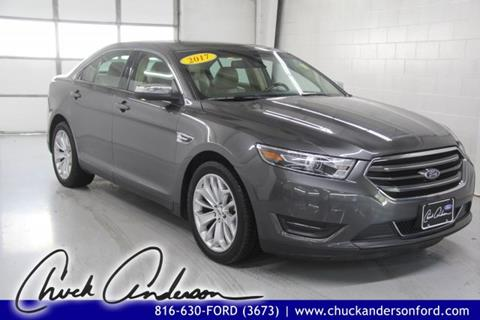 2017 Ford Taurus for sale in Excelsior Springs, MO