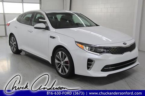 2016 Kia Optima for sale in Excelsior Springs, MO