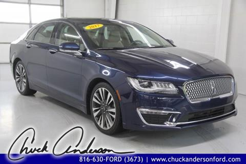 2017 Lincoln MKZ for sale in Excelsior Springs, MO