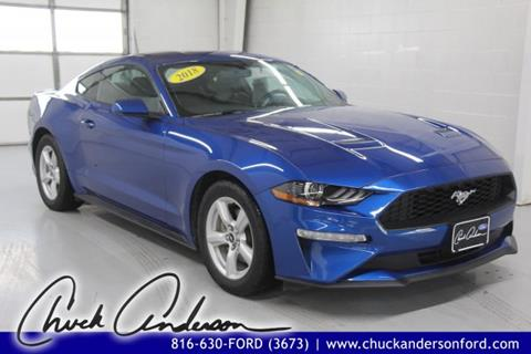 2018 Ford Mustang for sale in Excelsior Springs, MO