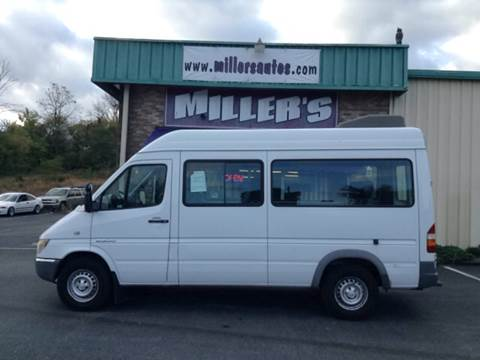 2006 Dodge Sprinter for sale in Dillsburg, PA
