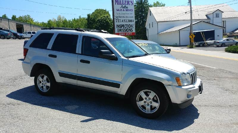 2005 Jeep Grand Cherokee For Sale At Milleru0027s Autos Sales And Service Inc.  In Dillsburg