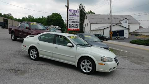 2003 Nissan Maxima For Sale In Thibodaux La Carsforsale