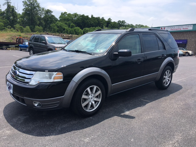 2008 Ford Taurus X In Dillsburg Pa Millers Autos Sales And
