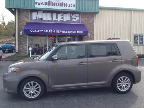 2012 Scion xB for sale at Miller's Autos Sales and Service Inc. in Dillsburg PA