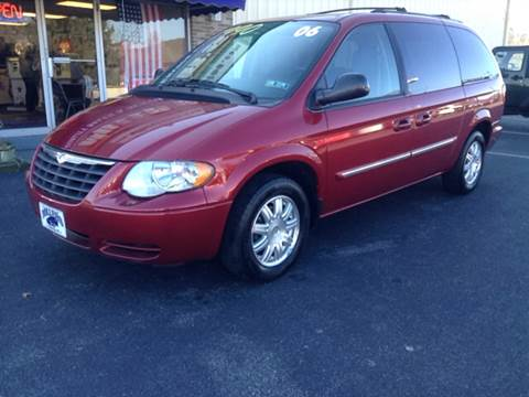 2006 Chrysler Town and Country for sale at Miller's Autos Sales and Service Inc. in Dillsburg PA