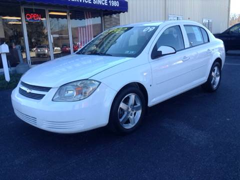 2009 Chevrolet Cobalt for sale at Miller's Autos Sales and Service Inc. in Dillsburg PA