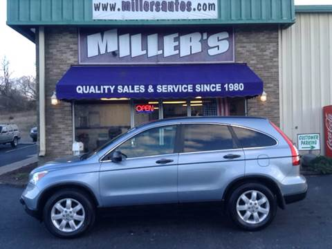 2009 Honda CR-V for sale at Miller's Autos Sales and Service Inc. in Dillsburg PA