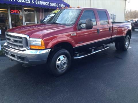 2001 Ford F-350 Super Duty for sale at Miller's Autos Sales and Service Inc. in Dillsburg PA