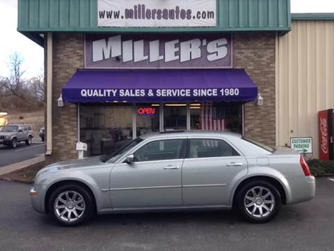 2005 Chrysler 300 for sale at Miller's Autos Sales and Service Inc. in Dillsburg PA