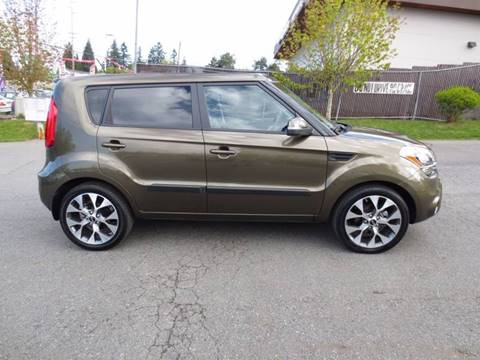 2013 Kia Soul for sale in Lynnwood, WA