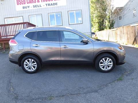 2016 Nissan Rogue for sale in Lynnwood, WA