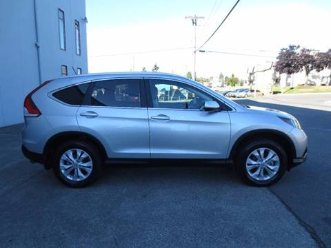 2012 Honda CR-V for sale in Lynnwood, WA