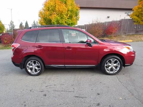2015 Subaru Forester for sale in Lynnwood, WA