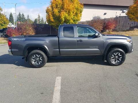 2016 Toyota Tacoma for sale in Lynnwood, WA