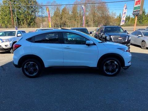 2018 Honda HR-V for sale in Lynnwood, WA