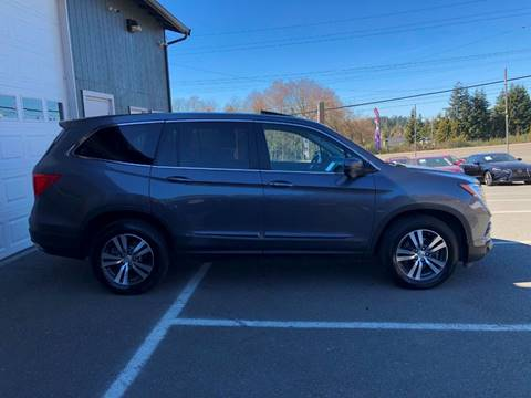 2016 Honda Pilot for sale in Lynnwood, WA