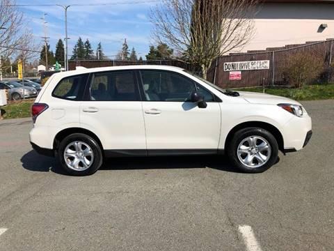 2018 Subaru Forester for sale in Lynnwood, WA