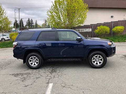Lifted 4runner For Sale >> Used 2016 Toyota 4runner For Sale In Pawtucket Ri Carsforsale Com