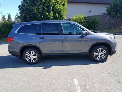 2018 Honda Pilot for sale in Lynnwood, WA