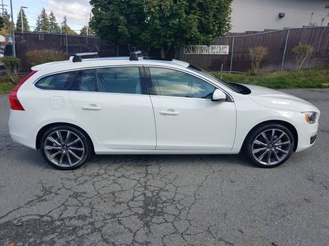 2015 Volvo V60 for sale in Lynnwood, WA