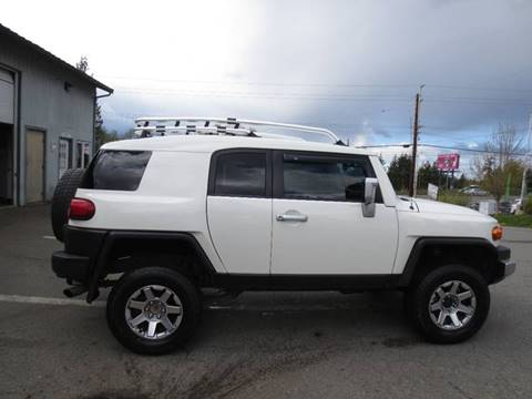 2014 Toyota FJ Cruiser for sale in Lynnwood, WA