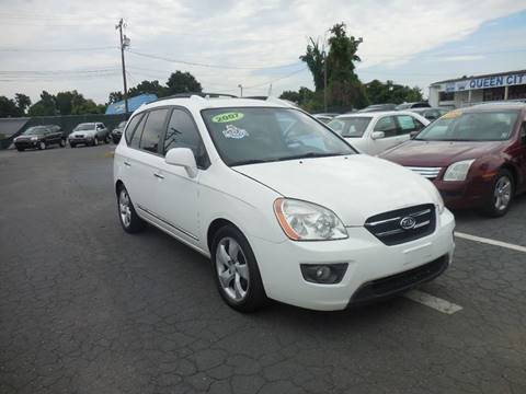 2007 Kia Rondo for sale in Charlotte, NC