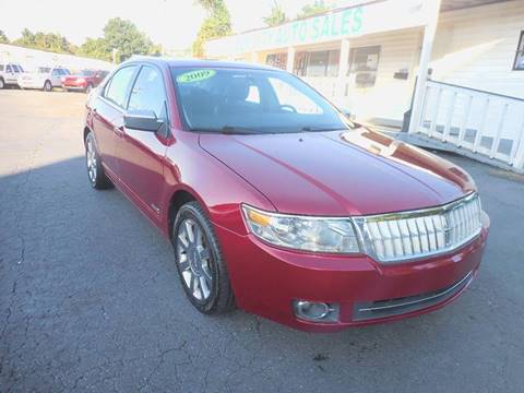 2009 Lincoln MKZ for sale in Charlotte, NC
