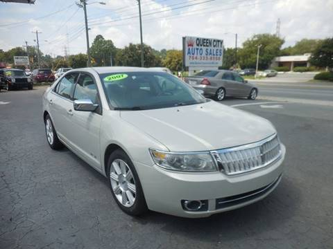 2007 Lincoln MKZ for sale in Charlotte, NC