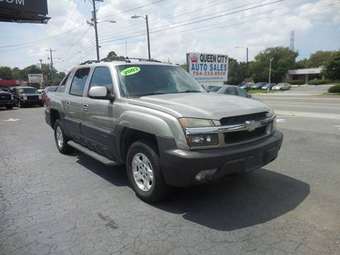 2003 Chevrolet Avalanche for sale in Charlotte, NC