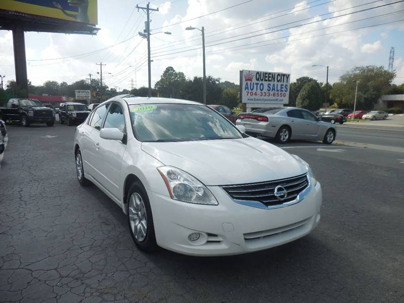 Queen City Auto Sales - Used Cars - Charlotte NC Dealer
