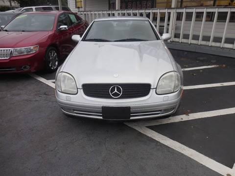 1999 Mercedes-Benz SLK for sale in Charlotte, NC