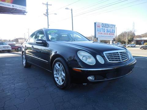 2003 Mercedes-Benz E-Class for sale in Charlotte, NC