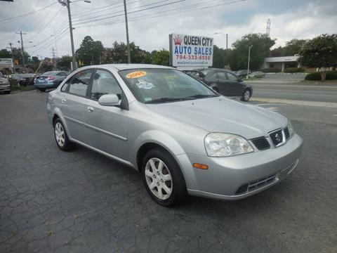 2005 Suzuki Forenza for sale in Charlotte, NC
