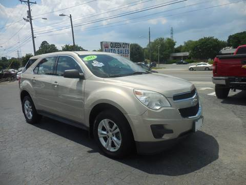 2012 Chevrolet Equinox for sale in Charlotte, NC
