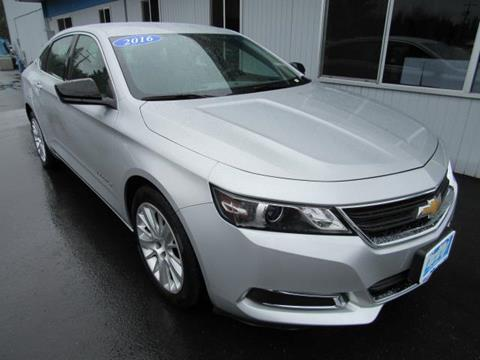 2016 Chevrolet Impala for sale in Coeur D Alene, ID