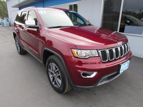 2017 Jeep Grand Cherokee for sale in Coeur D Alene, ID