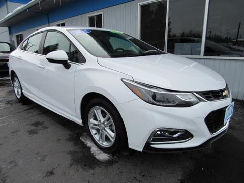 2017 Chevrolet Cruze for sale in Coeur D Alene, ID