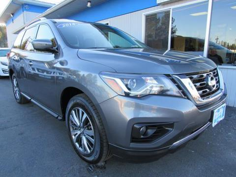 2018 Nissan Pathfinder for sale in Coeur D Alene, ID