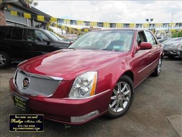 2011 Cadillac DTS for sale in Newark, NJ